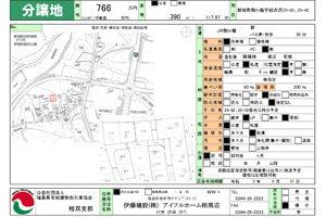 土地分譲 情報
